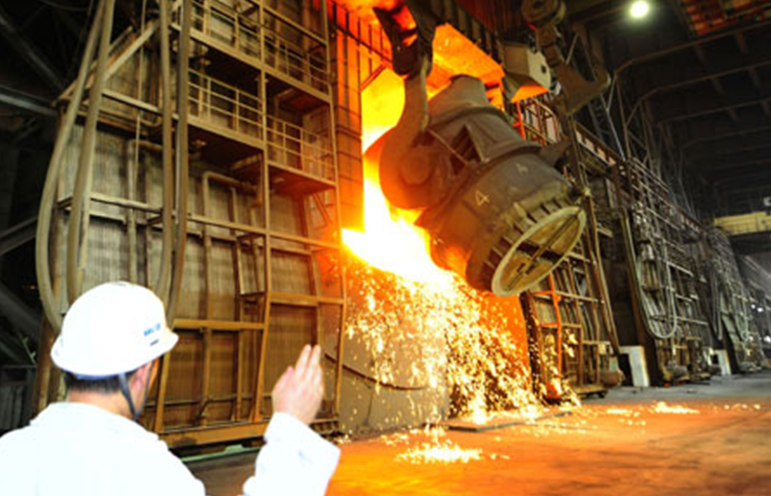 Fenix Steel Plant and Hot Mill